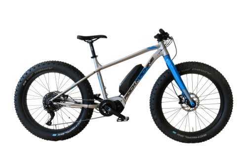 ROCK MACHINE AVALANCHE E50 E-FATBIKE SUOMI EDITION